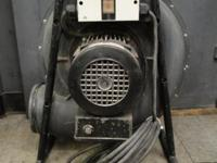 LINCOLN ELECTRIC MOBIFLEX 100-NF Welder WELDING FUME