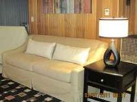 EXCELLENT CONDITION Linden Street sofa is made by