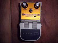 The Line 6 ToneCore Constrictor guitar effects pedal