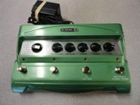 Line 6 DL4 Delay Modeler: 3 programmable presets and