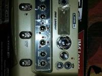 Fresh in box with power.  The Line 6 JM4 guitar looper