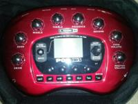 I am selling my Line6 Pod X3 Guitar Multi Effects