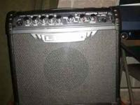 This is a very nice amp, rarely used. I looked up