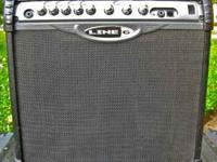 Line 6 Spider 2 30 watt modeling amp with built in