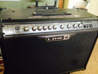 This LINE 6 III 120 Watt 2x10 is an excellent, rarely