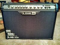 Offering my Line 6 amp ... the amp works excellent, i