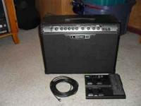 I'm selling my Line 6 Spider III 120w / 8 ohm Combo