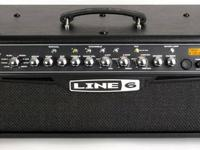 I have a Line 6 Spider IV Amp head with a Fender 4x12