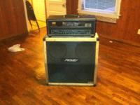 I have used this half stack for years, fantastic sound.