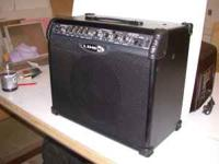 Up For Sale is a Line 6 Spdyer II Amplifier Amp is in