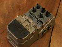 The Line 6 ToneCore Verbzilla reverb effect pedal