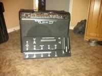 Line 6 Spider Jam Programmable Amp and Pedal Board.