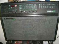 This is a Line6 AxSys 212 100 watt combo amp with