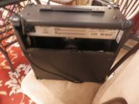 Line 6 amp with distortion pedal in good shape about 2