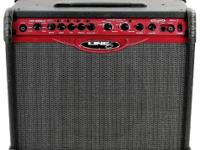 This is a 1x12 50 Watt Red Spider Series. The sound of