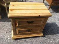 Link-Taylor Night Stand $35 Chabad Thrift Store Non