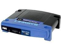 Linksys BEFSR41 4 Port wired Cable/DSL router - $25 My