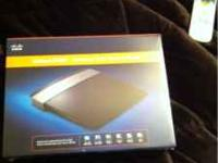 I have a brand new linksys e2500 dual band N wireless