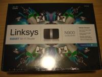 This thing is New In Closed Box Linksys EA4500-NP SMART