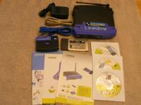 Linksys Wireless Router Bundle This bundle includes the