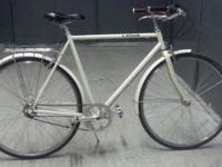Cream Linus Roadster 3 Speed!! Rolls Nice, Feels