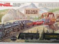 Lionel Model O Gauge Train Set year 1981 to 1982 This