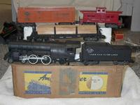 I am seeking Any Toy Trains for my 40+ year individual