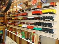 I am looking for huge train collections! About to
