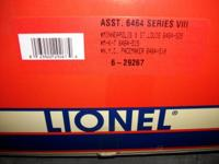 Brand name New Collectible Lionel Train Asst. 6464