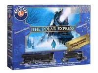 This is a brand new, never been opened, Lionel Polar