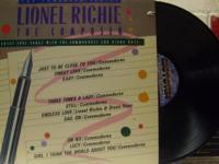 Description THE COMPOSER SERIES-LIONEL RICHIE THE