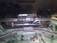 I up for sale is a lionel 2 track train table o gauge