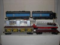 I am looking for Any Toy Trains for my 40+ year