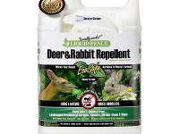 Liquid Fence 1-gallon deer and rabbit repellent is an