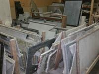GRANITE AND CABINET SHOWROOM- GOING OUT OF BUSINESS-