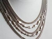 I have there stunning vintage necklaces in this listing