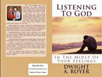 "My book ""Listening to God in The Midst of Your"