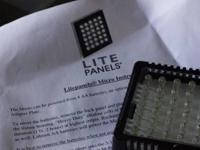 Item: Micro LED Light panel (Daylight balanced) for