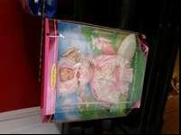 Little Bo Peep Collectors Barbie with initial box.