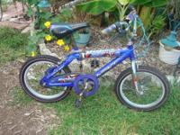 Small fun bicycle for a little fellow 18 inch Wheels