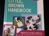Little Brown Handbook asking $35 Great condition.