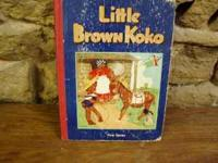 Little Brown Koko, First Series, dated 1953, hard