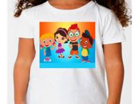 These Fun, Exciting, Animated Unisex Hanes T -Shirts &