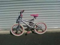 For sale. Little girls bike. Good condition. 40.00