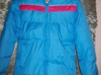 Like new condition. Blue with pink stripe. Would fit
