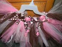 Order your little princess her own tutu. Each tutu is