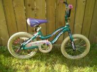 "THIS IS A GIRLS - NEXT ""SLUMBER PARTY"" BIKE. IT HAS"