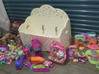 **TONS OF TOYS**  Located at Uncle Bob's Self Storage,