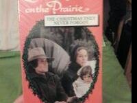 "i have the little house on the prairie "" the christmas"