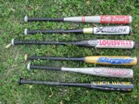 "* Little League Youth Bats *. * Worth 214L, 28"", 2-1/4"""